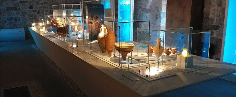 Bodrum Museum of Underwater Archaeology